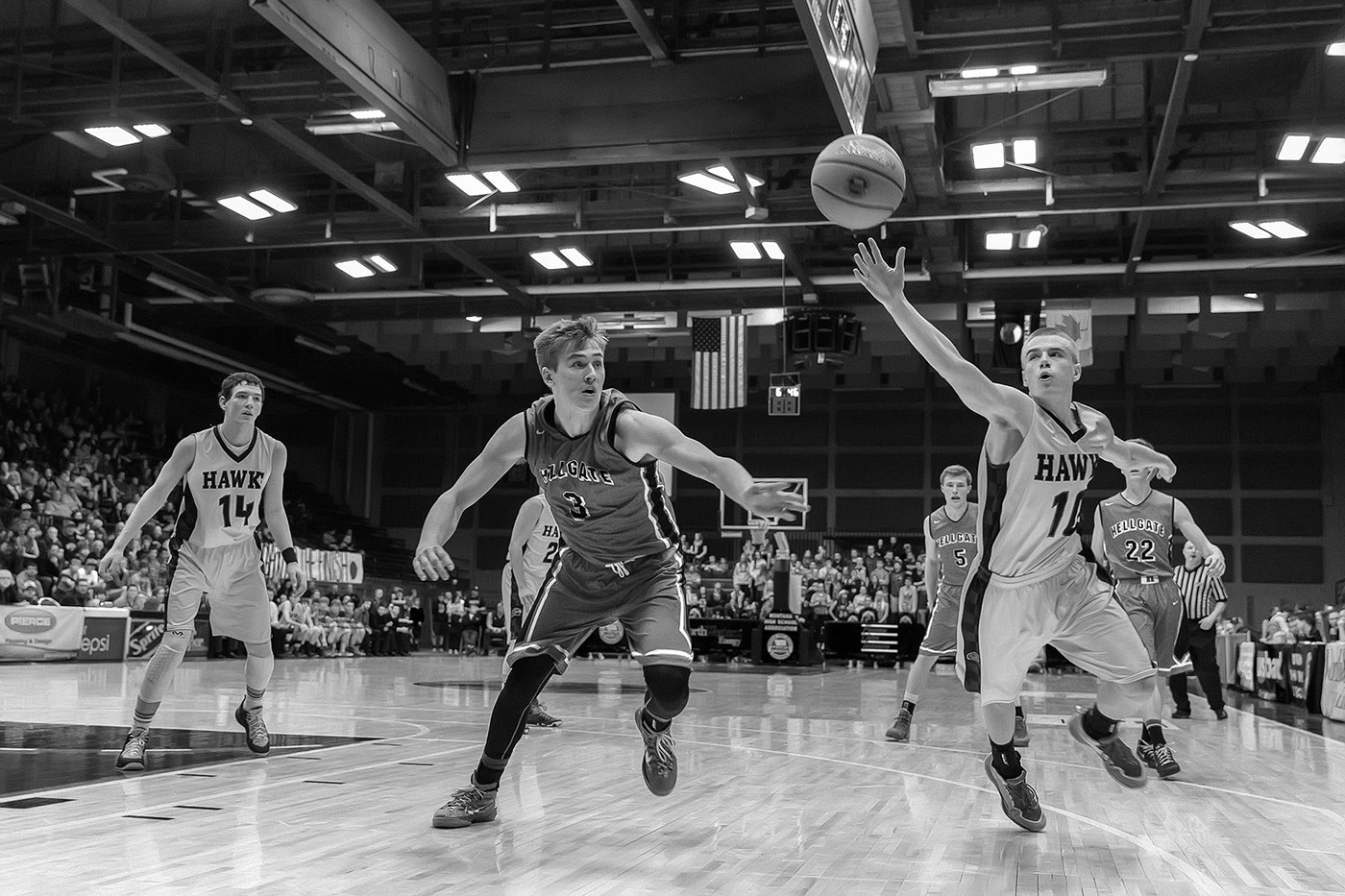 Montana High School AA Men's Basketball