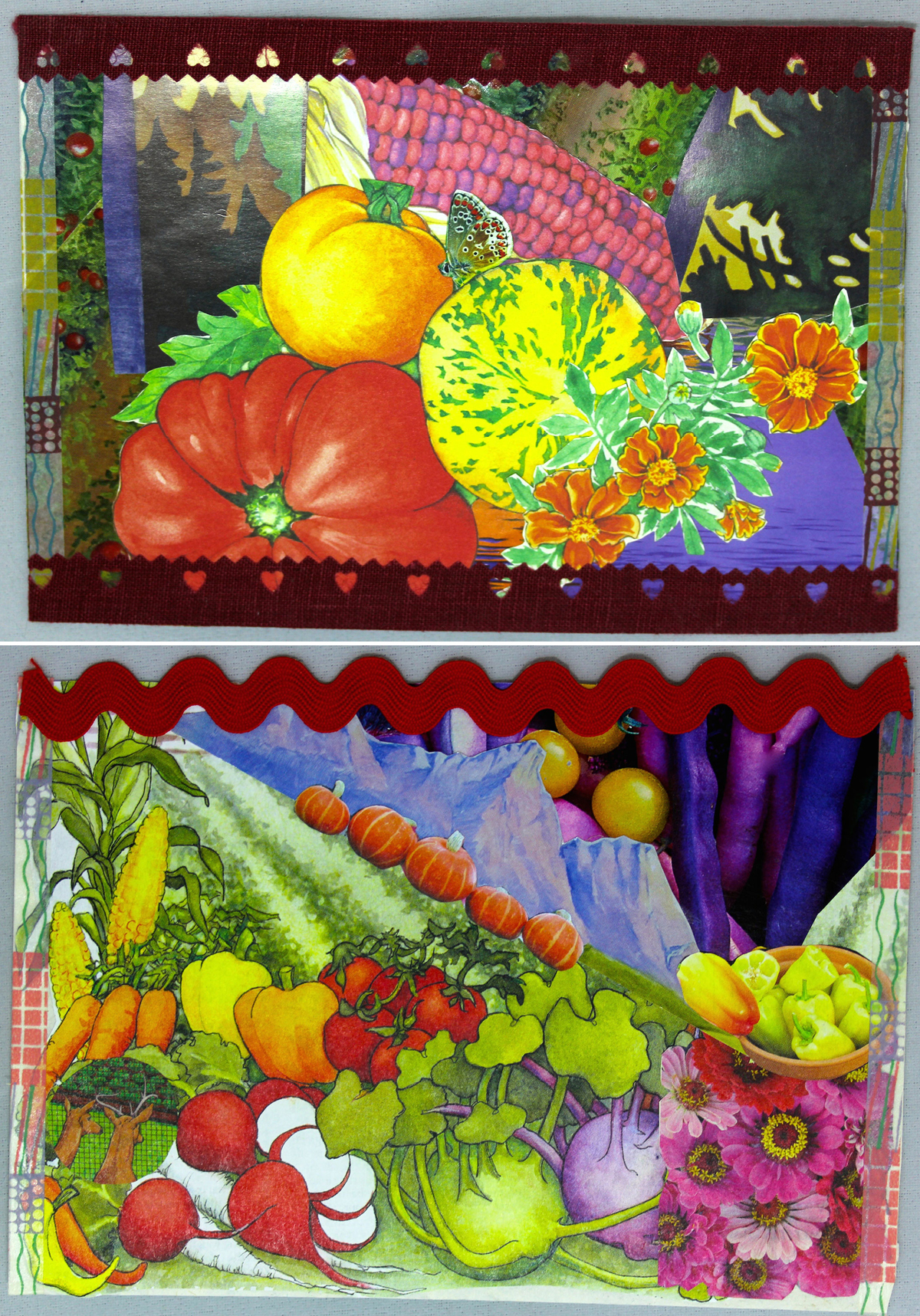 Cindy's Seed Collage