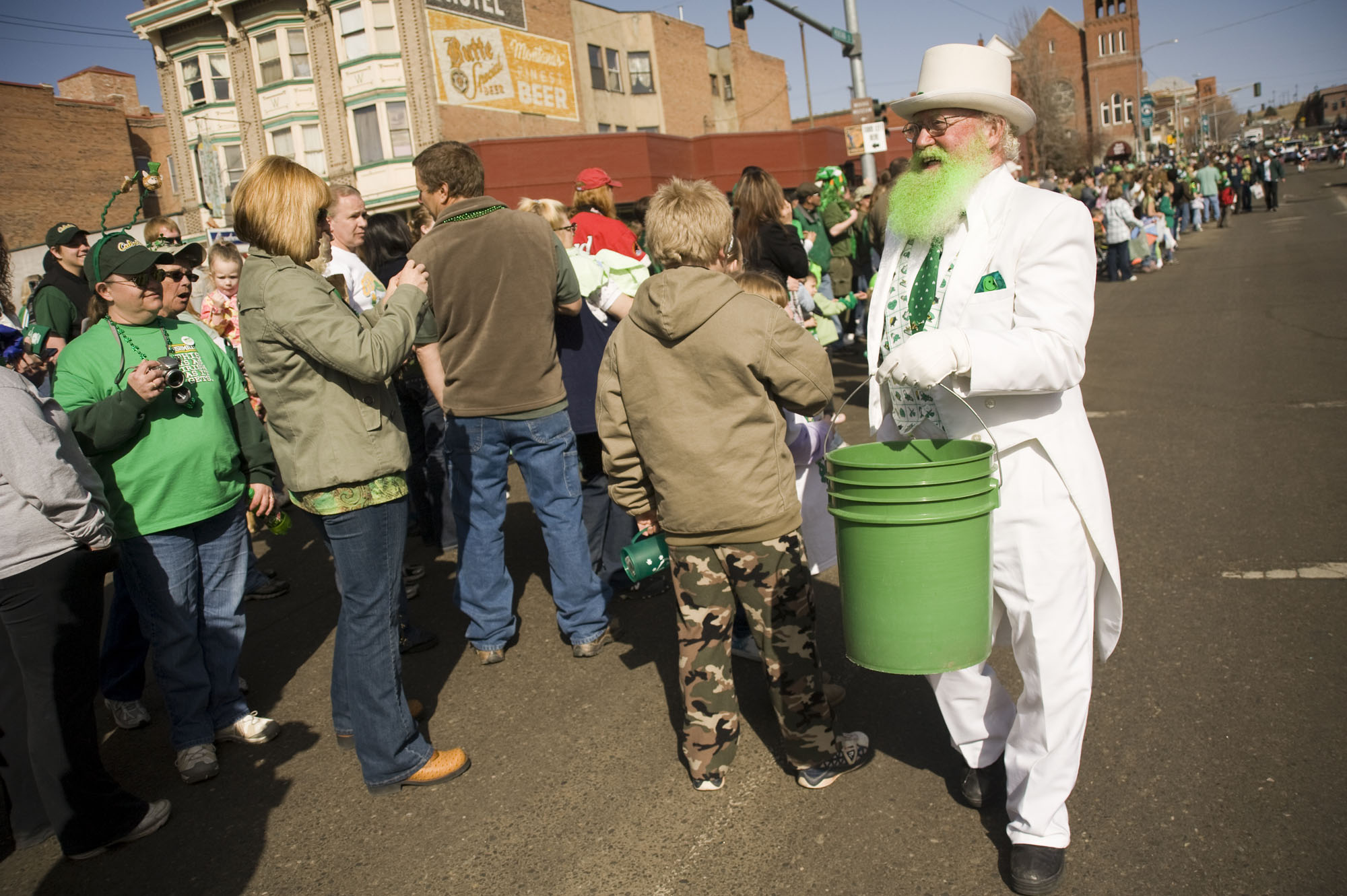 Butte St. Patrick's Day 2010