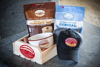 Wheat Montana Gift Basket for web