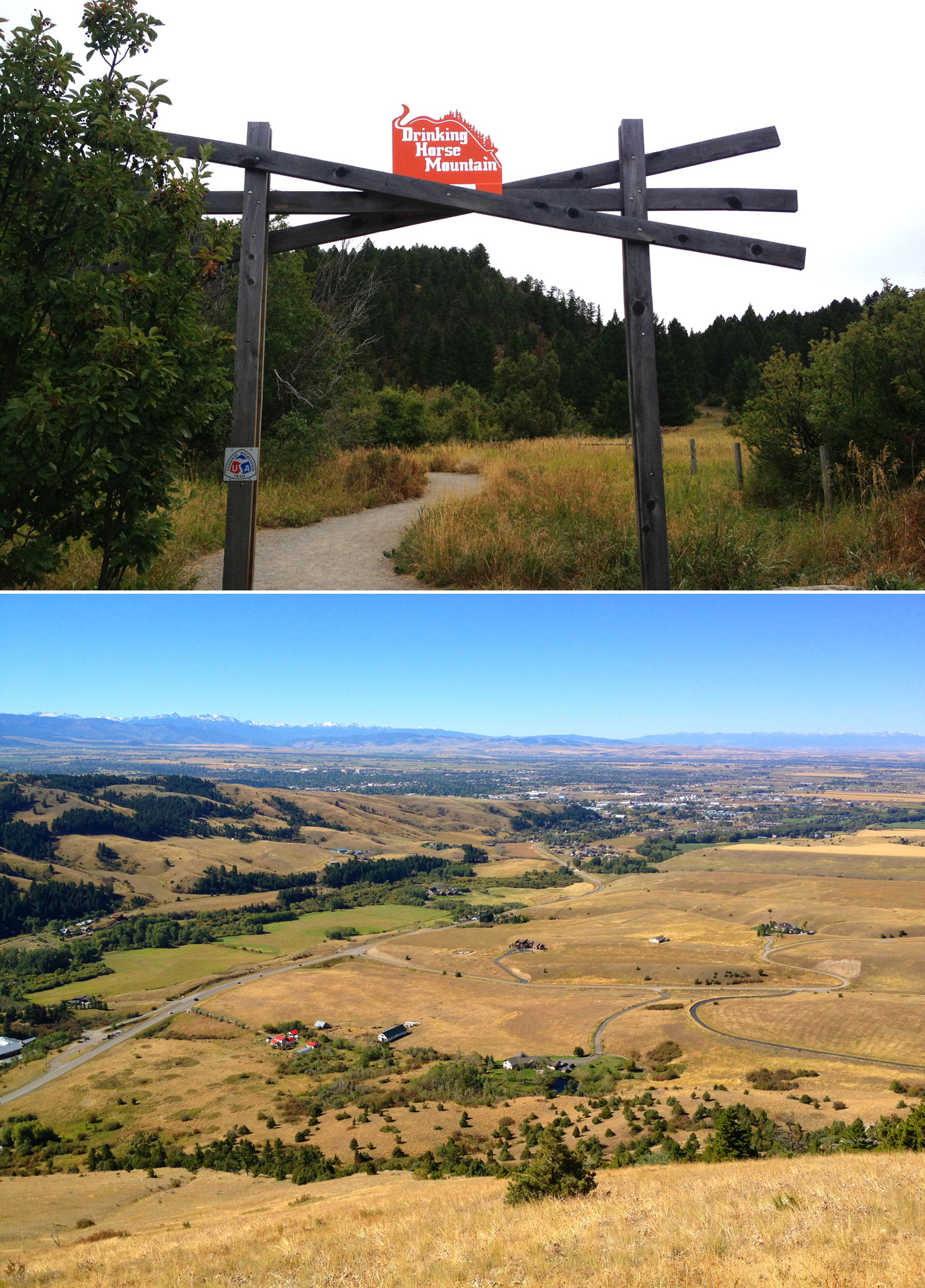 Great Bozeman Hikes