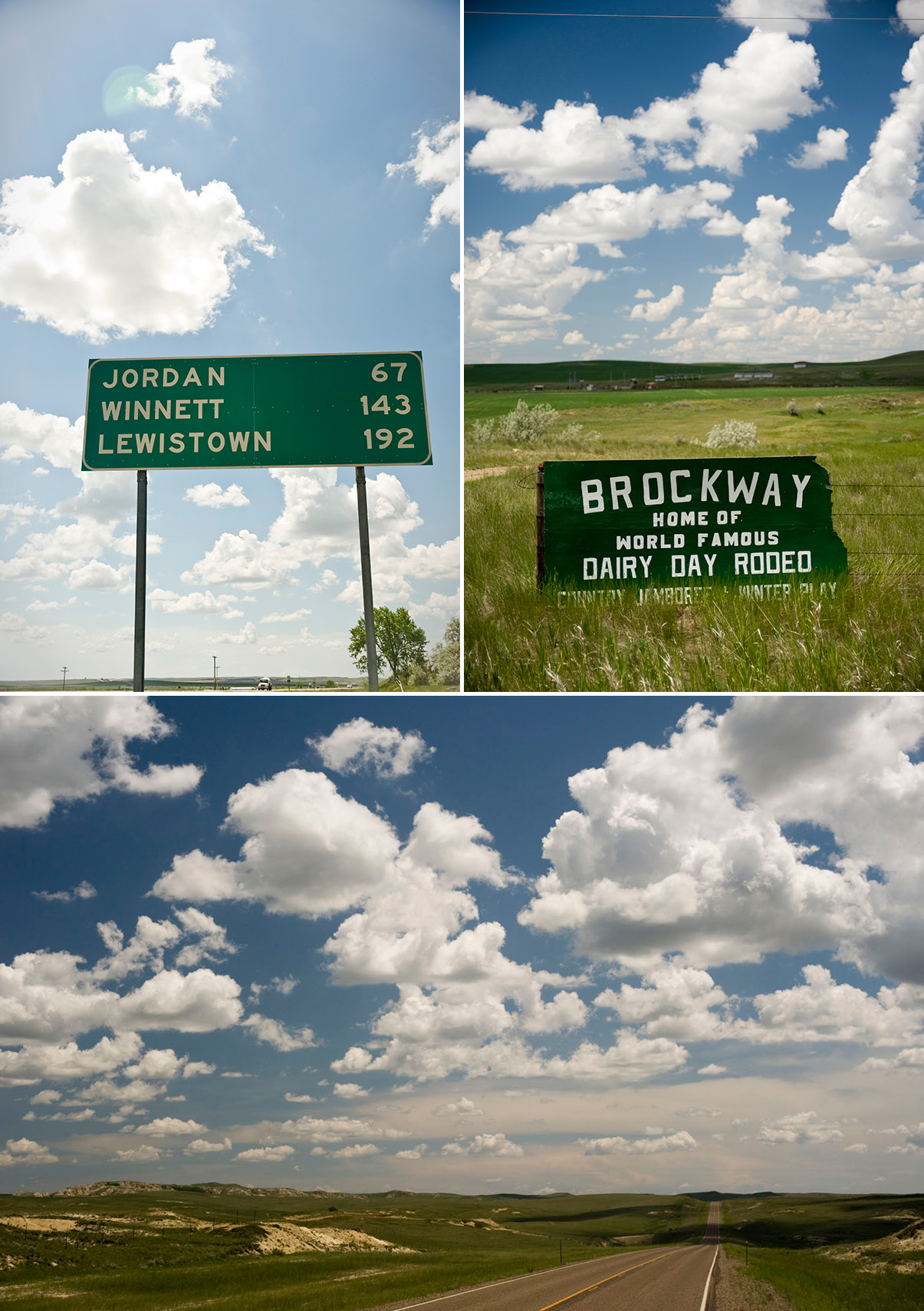 Montana mccone county brockway - Circle Collage 7