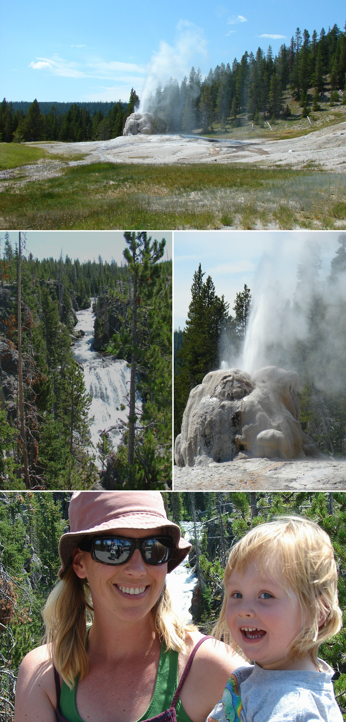 Yellowstone Collage 3C