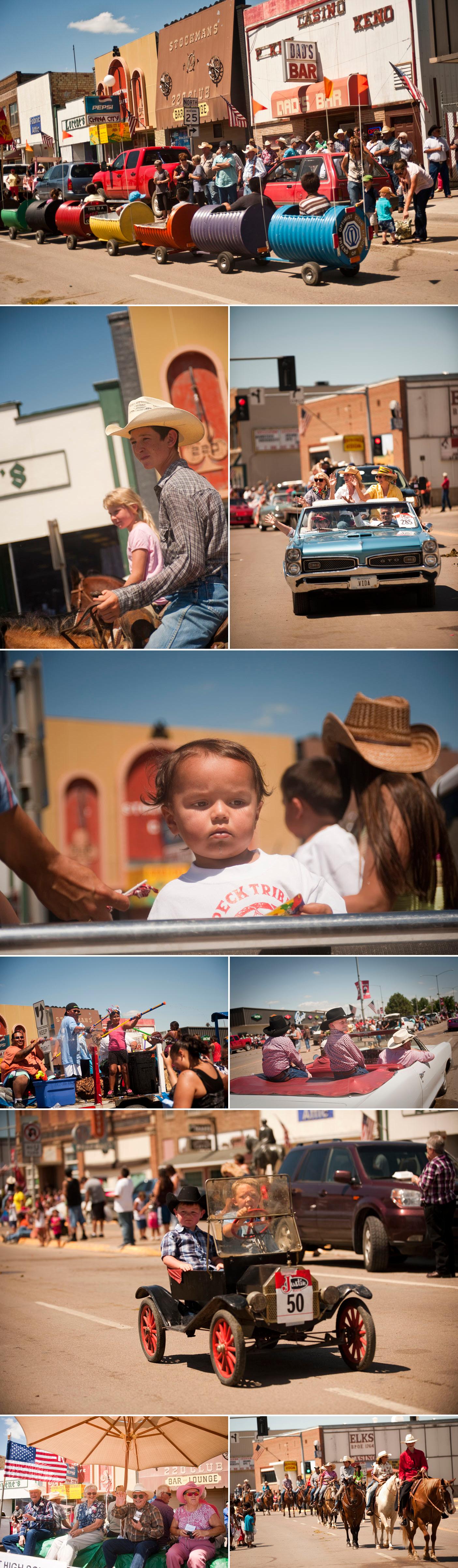 Stampede Collage #2EAB