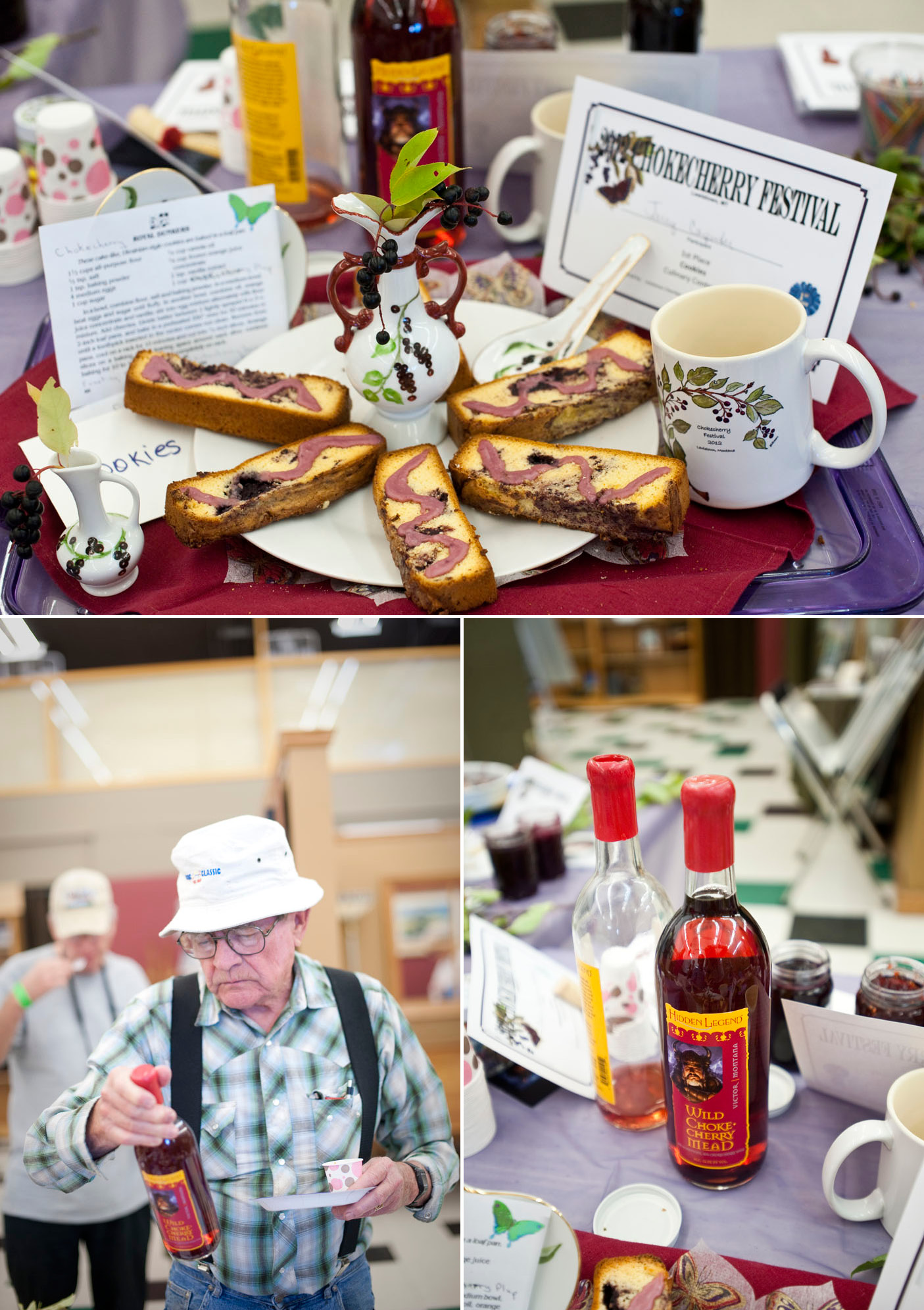 Lewistown Chokecherry Festival on Montana food, travel, & culture blog - The Last Best Plates