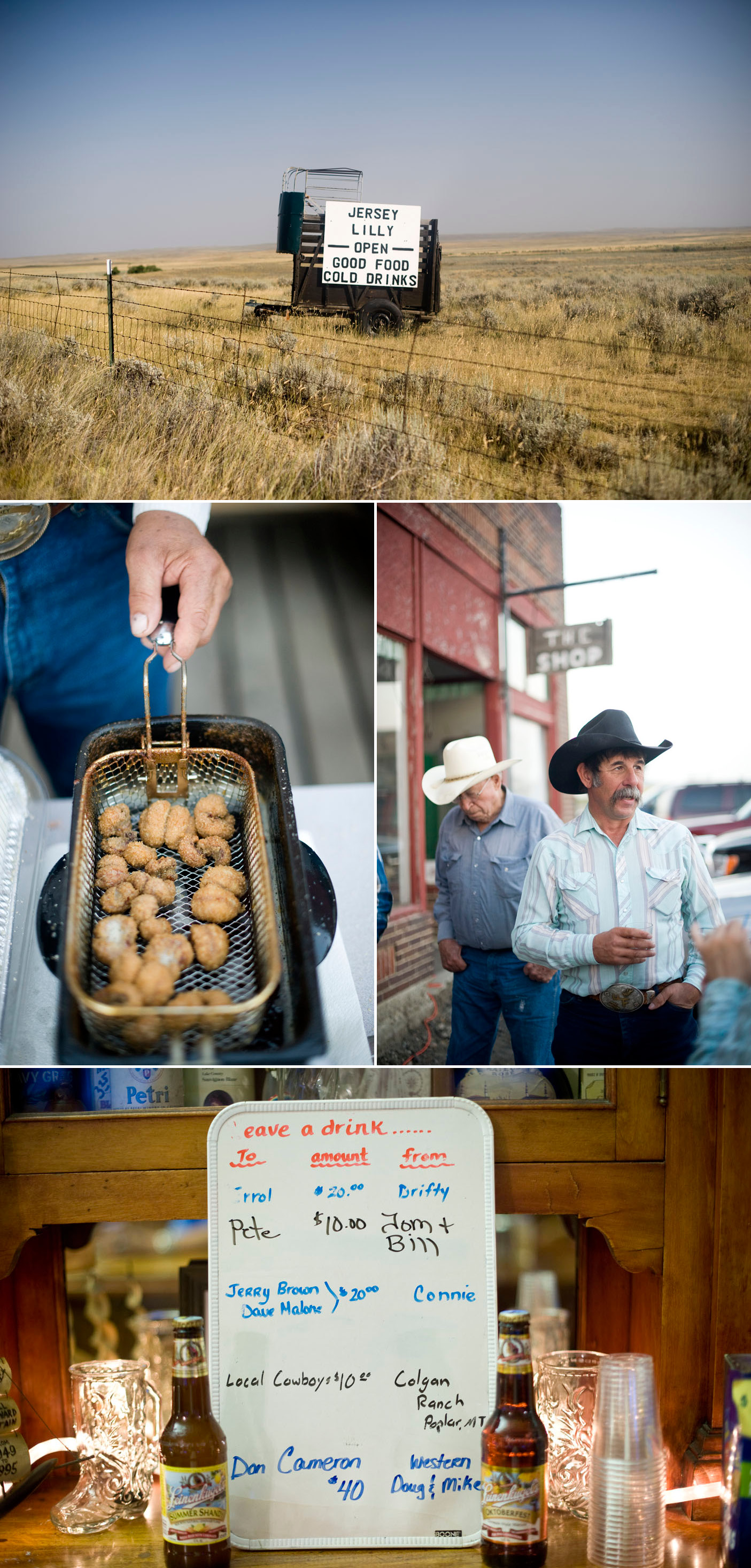 Rocky Mountain Oyster Feed on a Montana food, travel, & culture blog.