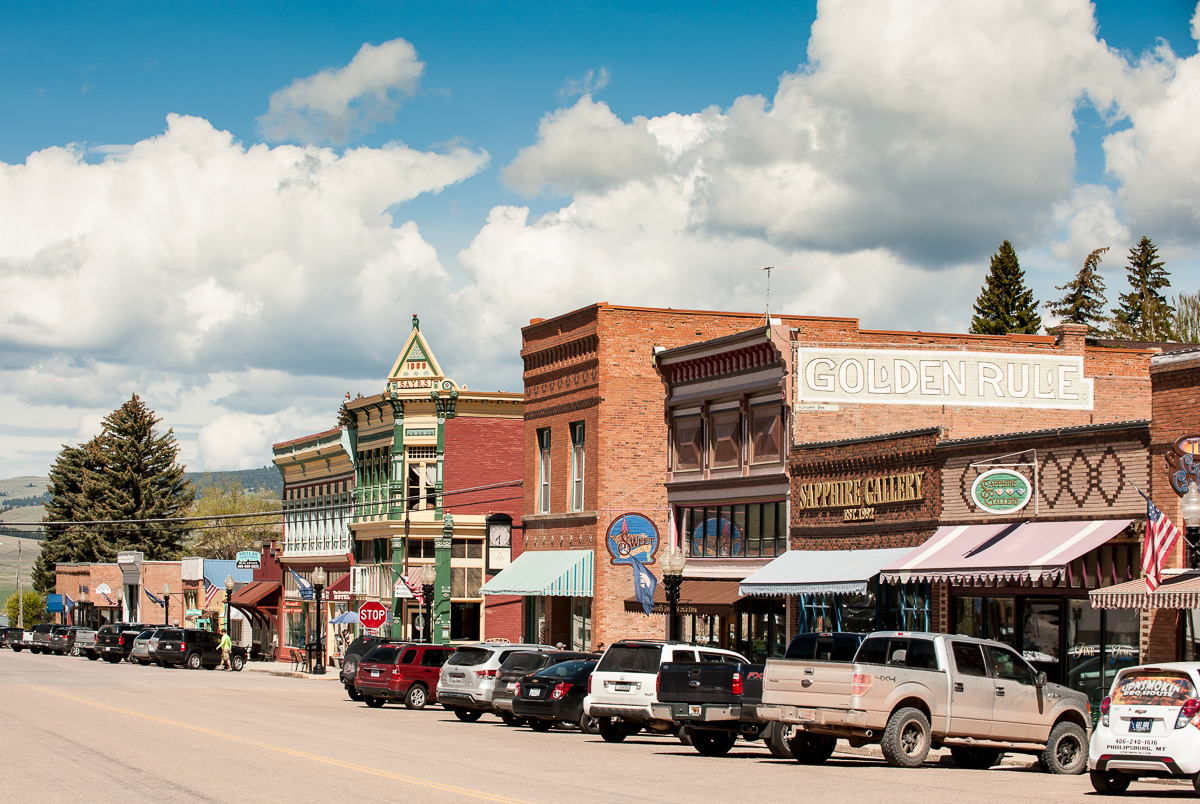 Philipsburg Best Small Town In Montana