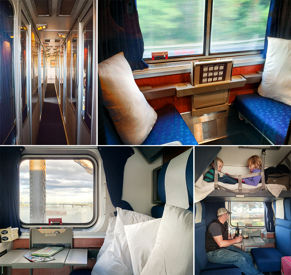 Amtrak Family Adventure