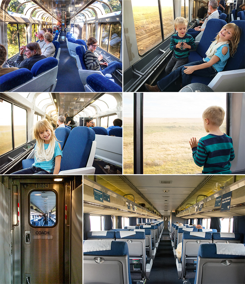 Amtrak Family Adventure on Montana food, travel & culture blog