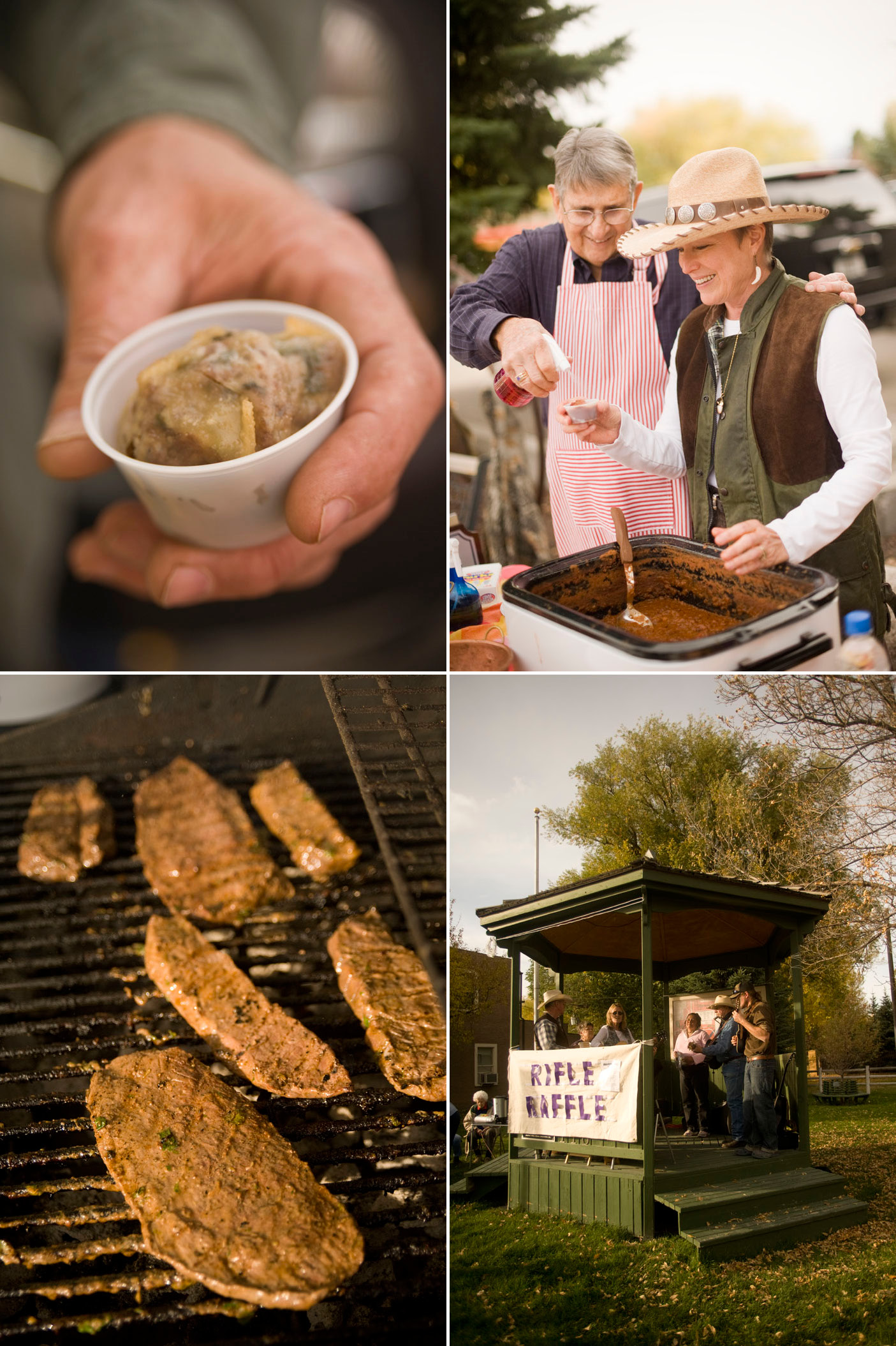 Ennis Hunte's Feed and Wild Game Cook-Off on Montana Food, Travel, and Culture Blog