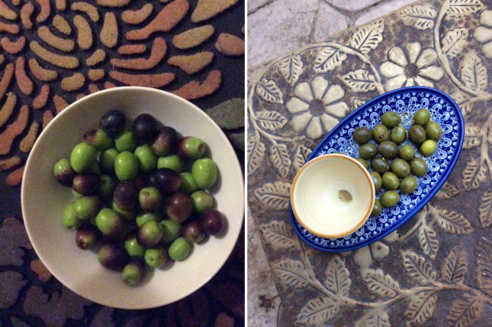 Olives Collage #4