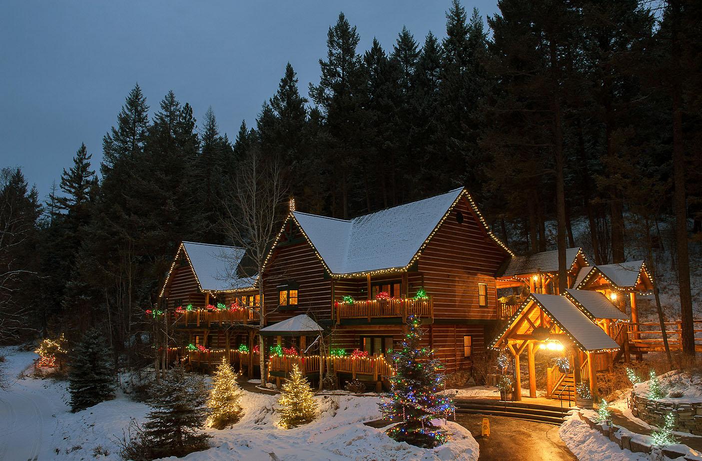Hidden Moose Lodge - Whitefish