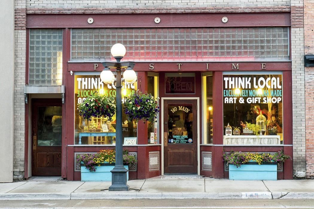 Think Local - Kalispell, Montana